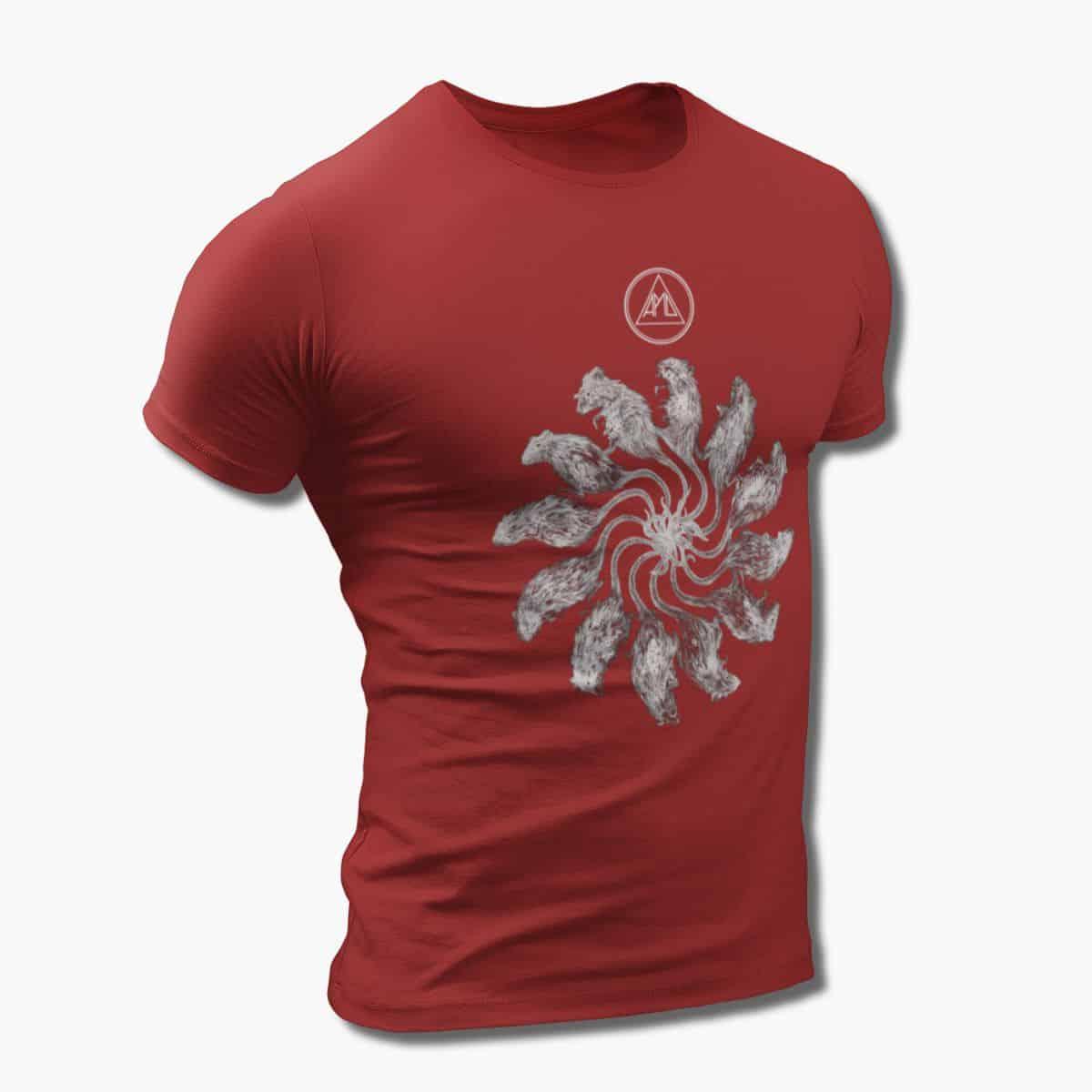 hardcore band shirt