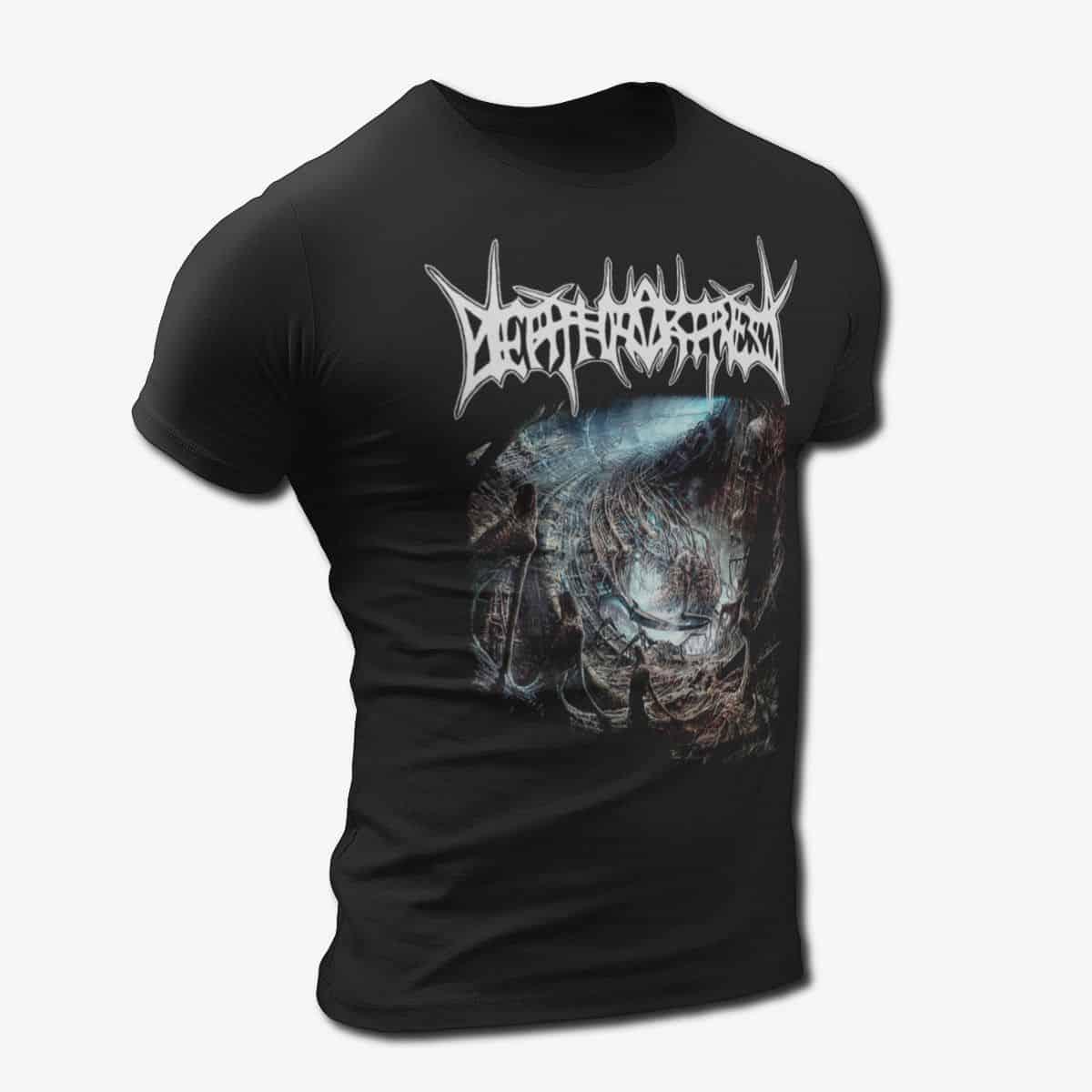 t shirt metal