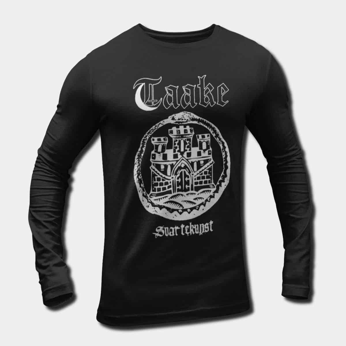 886947c4 Taake Band Long Sleeve T-Shirt, Taake Svartekunst Longsleeve Tee ...