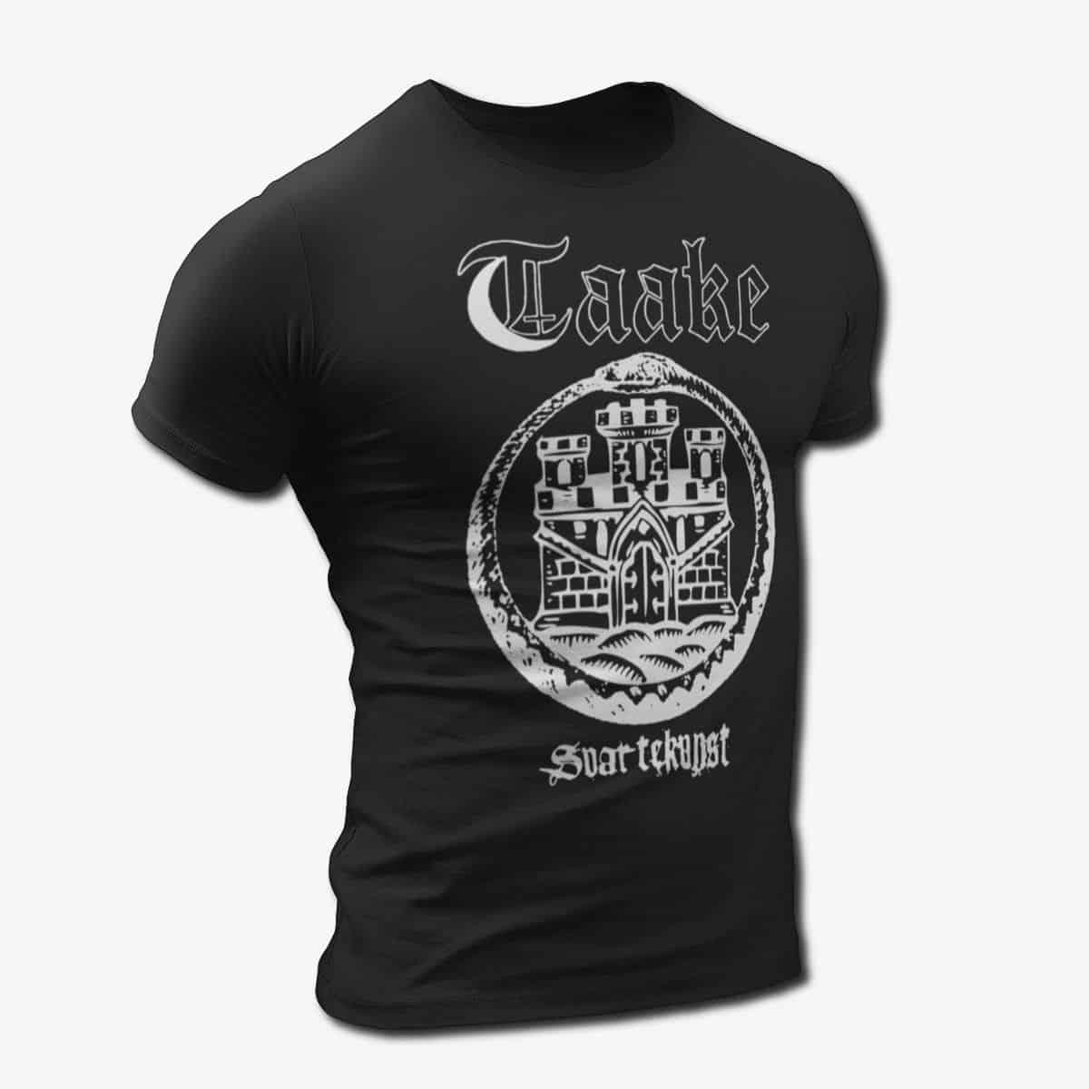 05bc4773 Taake Band T-Shirt, Taake Svartekunst Tee, Black Metal Merch – Metal ...